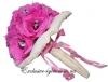 Букет роз из конфет 2